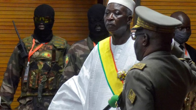 Mali: Key political and military figures detained during coup released