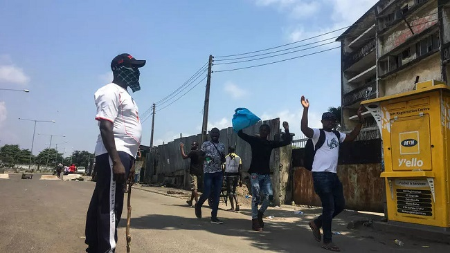 Nigeria: Looting sweeps as authorities struggle with unrest