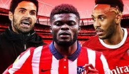 Football: Partey time for Arsenal as Man Utd rush for late deals