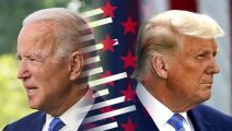 US Latest: Biden arrives in Washington, Trump to depart in a grand airbase ceremony that he helped plan himself