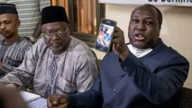Burkina Faso opposition criticises presidential vote as early results favour incumbent Kaboré