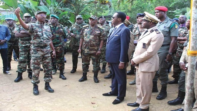 Biya Francophone regime aims to curb Amba attacks on telecoms infrastructure