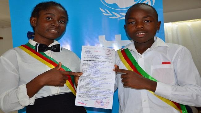 Biya Francophone regime targets birth registrations of 500,000 children in conflict zones