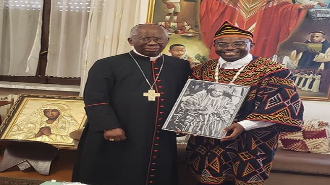 Treatise remembering Professor Bernard Nsokika Fonlon on the occasion of his 96th birthday