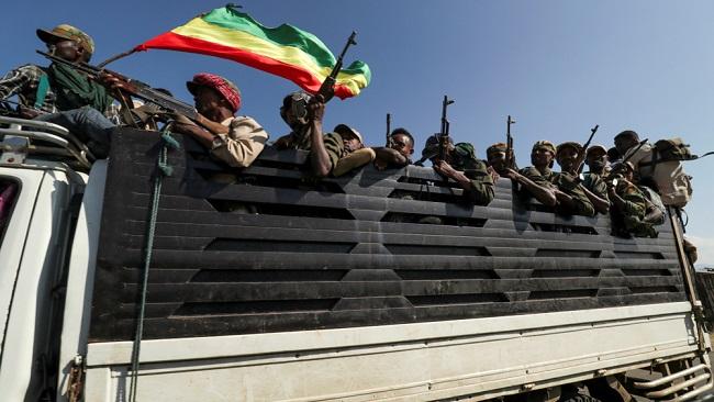 Ethiopia Crisis: Gov't troops advancing toward capital of rebel-held region