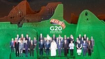 G20 leaders pledge fair global distribution of coronavirus vaccine