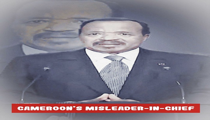 Biden should give Biya 48 hours to step down