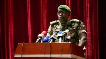 France-Afrique: Military officer elected head of Mali's interim legislature