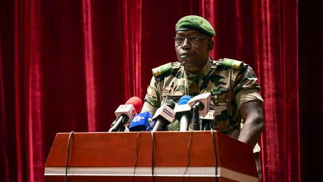 France-Afrique: Military officer elected head of Mali's interim legislature