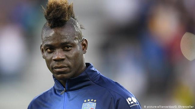 Football: Balotelli signs for Berlusconi's ambitious Monza