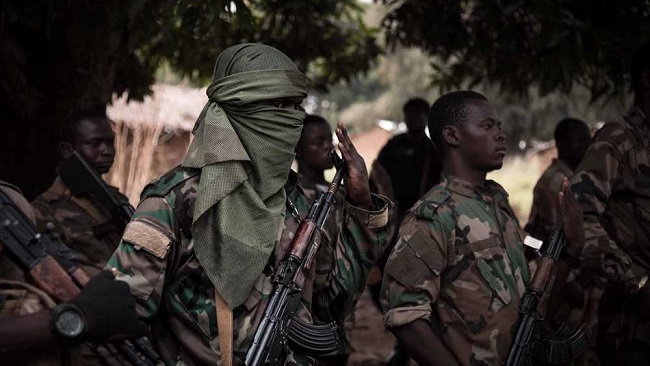 Central African Republic forces thwart rebel attempt to seize capital Bangui