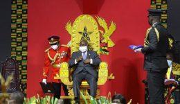 Ghana: President Nana Akufo Addo sworn in for a 2nd term