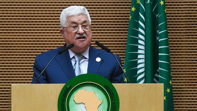 Palestinians will halt all agreements with Israel, says Abbas