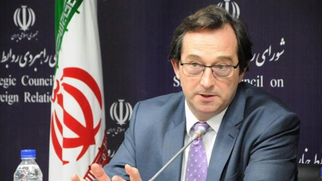 UK says Iran's domestic affairs 'none of our business'