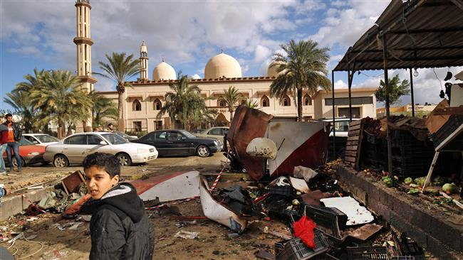 Twin car bombings kill more than 30 in Libyan city of Benghazi