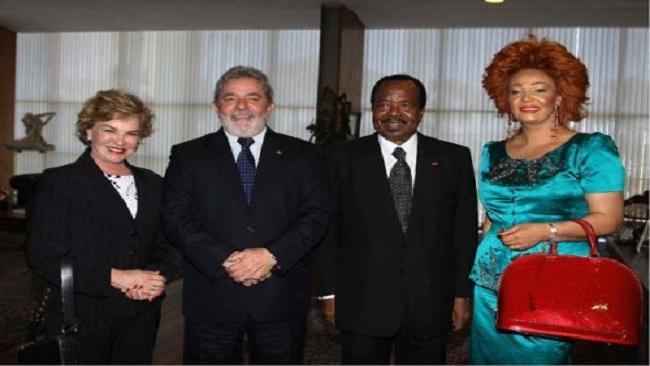 Brazil court orders seizure of ex-president Lula's passport