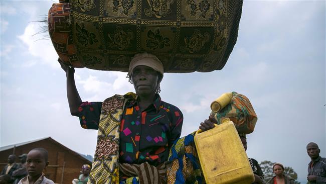 7,000 flee Congo-Kinshasa to Burundi in just three days