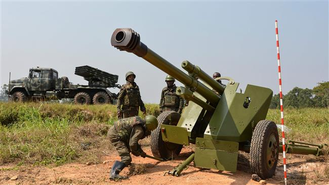 4 soldiers killed in attack in Congo-Kinshasa