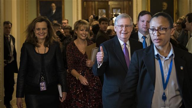 US: Democrats say their senators caved on shutdown