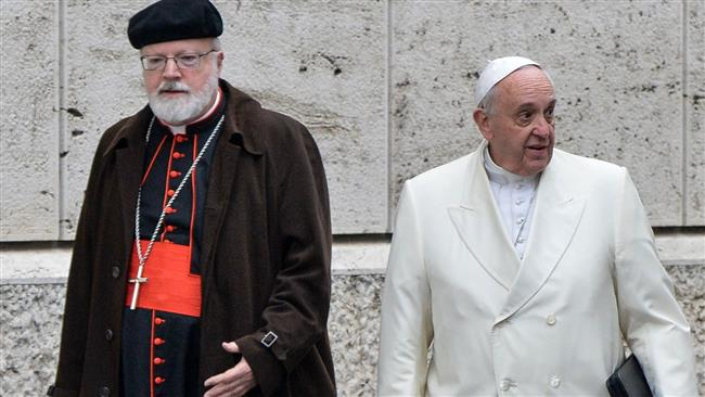 Top US cardinal questions Pope's remarks in Chile