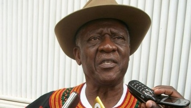 Fru Ndi released after abduction in Southern Cameroons