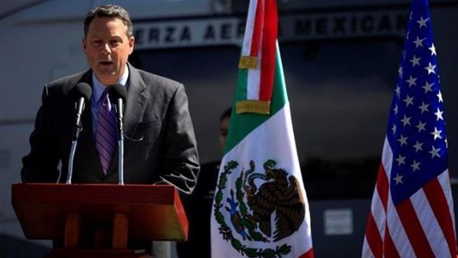 US ambassador to Panama resigns, says he cannot serve Trump