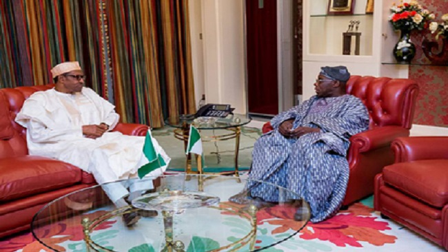 """""""President Buhari needs a dignified and honourable dismount from the horse"""" OBJ"""