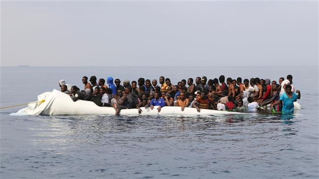 Italian coastguard rescues 149 migrants, others missing