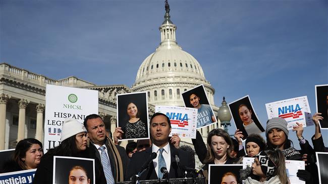 US government shutdown begins over budget impasse