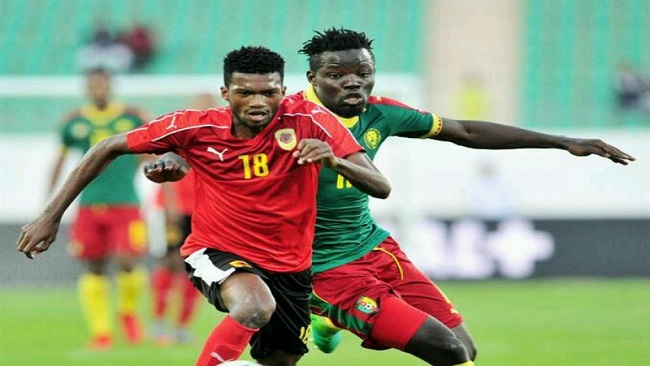 Red cards as Uganda hold Cameroon in CHAN warm-up