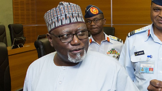Exposed:  Nigerian Secret Service boss preventing lawyers from meeting President Ayuk Tabe