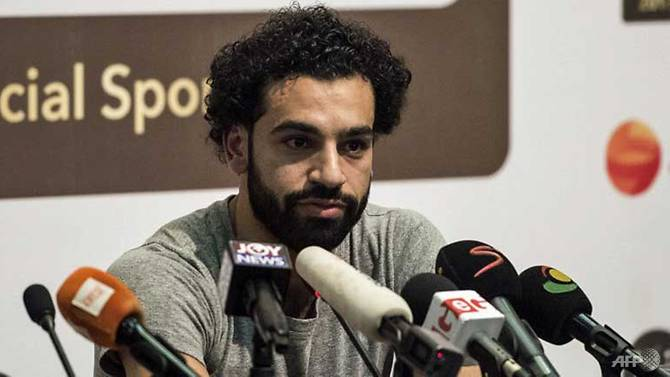 Football: Salah vows Liverpool won't give up title fight
