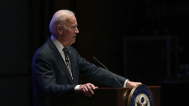 Former US Vice President Joe Biden says Trump presidency 'a tragedy'