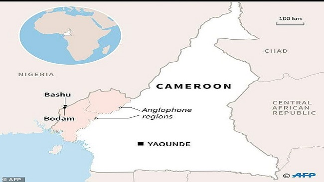 Ambazonia Defense Force claim to have kidnapped Cameroon official