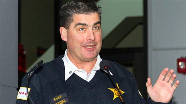 Chicago police commander shot dead