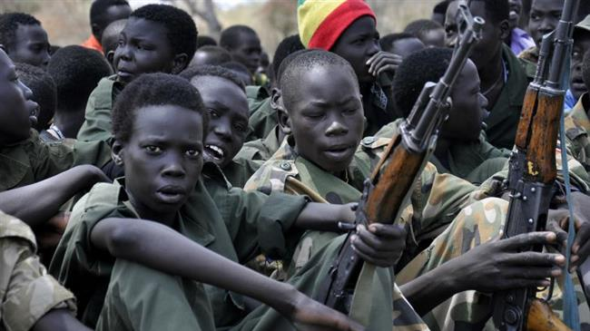 UN says over 300 child soldiers have been freed in South Sudan