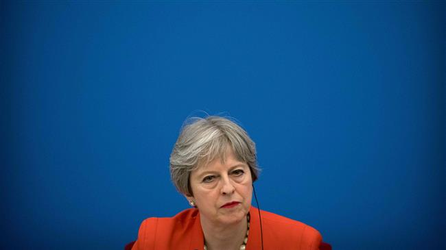 UK: Prime Minister Theresa May announces resignation, sparking leadership race