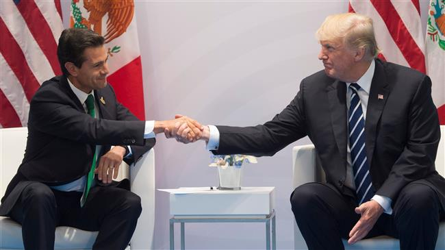 Mexico president shelves plan to visit US after Trump phone call