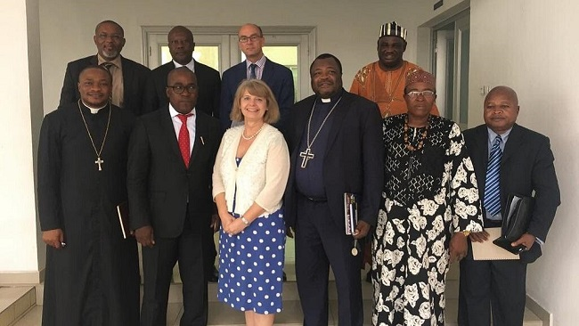 Prime Minister May envoy visits Buea, urges Cameroon to pursue dialogue in Anglophone crisis