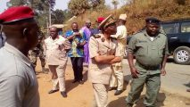 Amba fighters attack North West governor's convoy (Video)