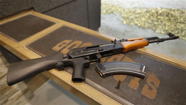 70 million guns produced in US since 2008