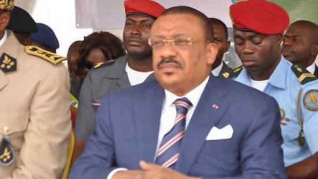 Leaked video shows jailed Francophone minister celebrating birthday
