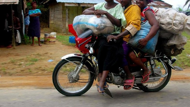 Ambazonia Crisis: North West Governor imposes total ban on motorbikes