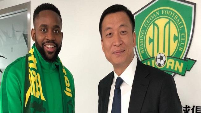 Cedric Bakambu could be Africa's most expensive footballer
