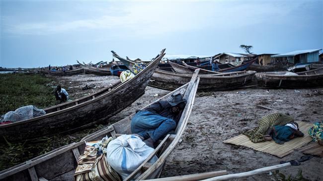 57,000 people flee violence in Congo-Kinshasa to Uganda