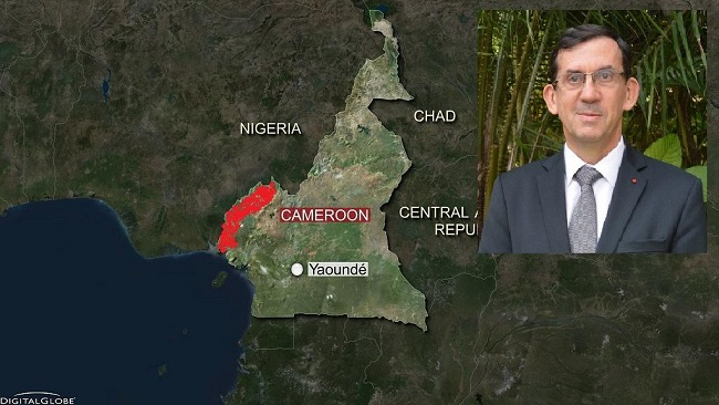 Southern Cameroons no-go area – France warns citizens