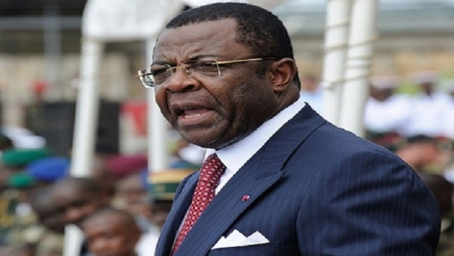 Yaounde: Ex-defense minister barred from leaving the country over corruption