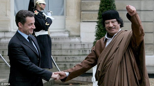 Corrupt France: Key witness drops claims against Sarkozy in Libya campaign funding scandal