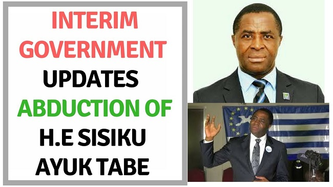 Southern Cameroons Crisis: Sisiku Ayuk Tabe showing no signs of surrender