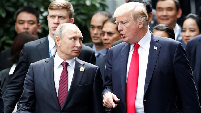 Trump to Putin: Start arms race, US will win